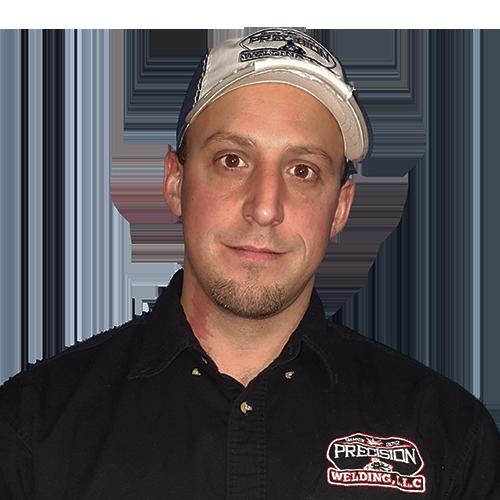 Scott Eastling, Co-owner of Precision Welding LLC